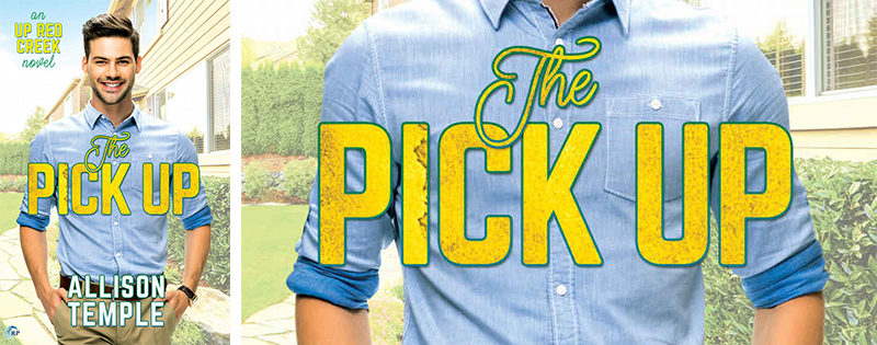 BLOG BOOK TOUR: The Pick Up by Allison Temple