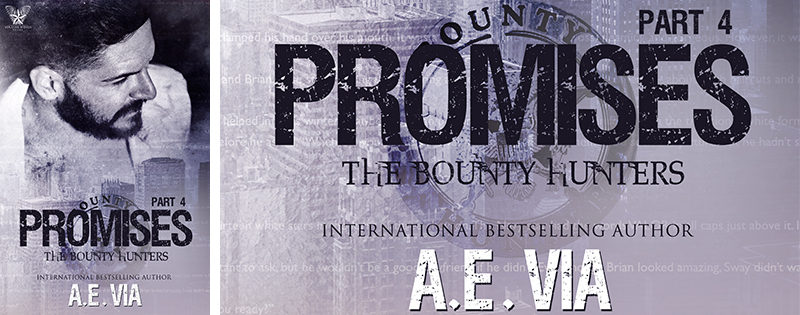 NEW RELEASE REVIEW: Promises Part 4 by A.E. Via