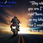 The Ballerino and the Biker