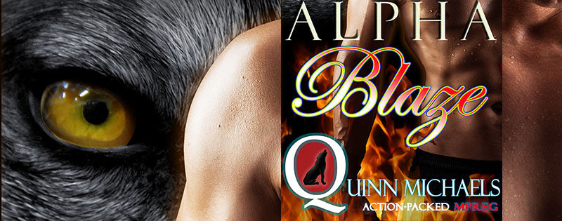 RELEASE DAY REVIEW: Alpha Blaze by Quinn Michaels
