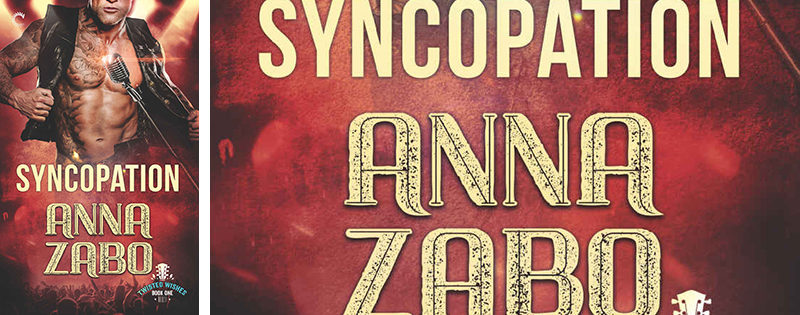 NEW RELEASE REVIEW: Syncopation by Anna Zabo