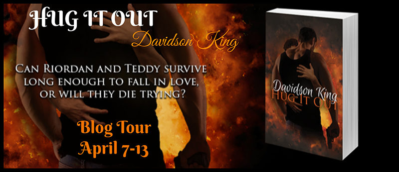 NEW RELEASE REVIEW: Hug It Out by Davidson King