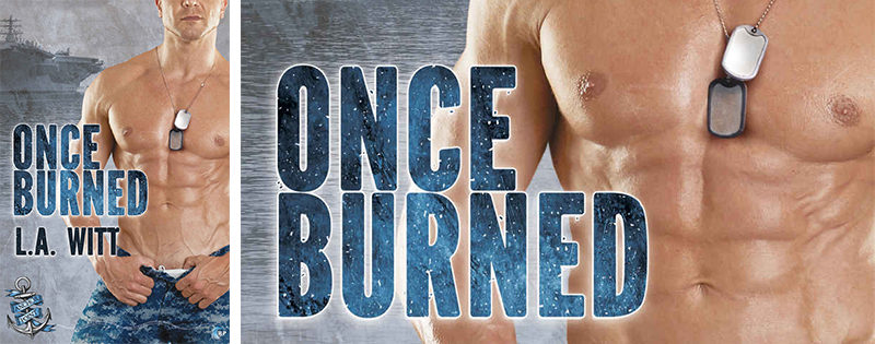 NEW RELEASE REVIEW: Once Burned by L.A. Witt