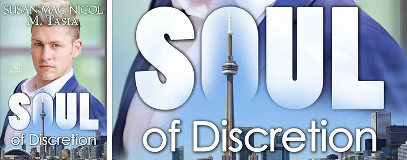 NEW RELEASE REVIEW: Soul Of Discretion by Susan Mac Nicol & M. Tasia