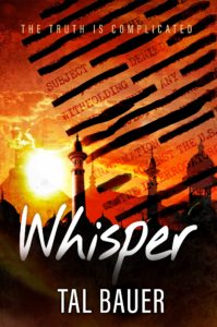 Get Whisper by Tal Bauer on Amazon & Kindle Unlimited