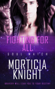 NEW RELEASE REVIEW: Fighting for All by Morticia Knight