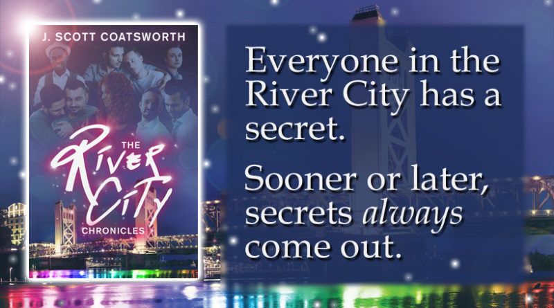 BLOG TOUR: The River City Chronicles by J. Scott Coatsworth
