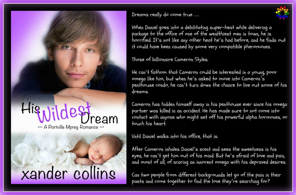 NEW RELEASE REVIEW: His Wildest Dream by Xander Collins