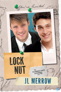 BLOG TOUR: Lock Nut by JL Merrow
