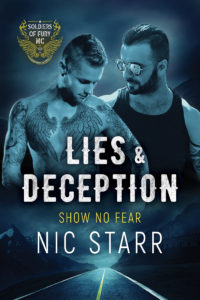 Buy Lies & Deception by Nic Starr on Amazon