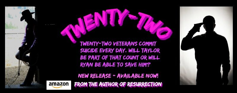 BLOG TOUR: Twenty-two by S. Davidson
