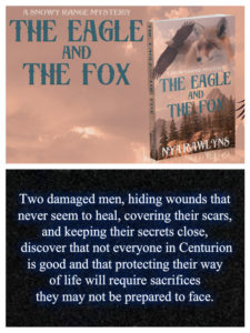 The Eagle and the Fox by Nya Rawlyns