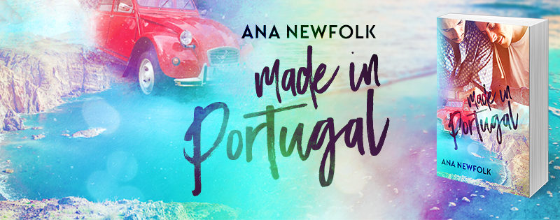 NEW RELEASE: Made In Portugal by Ana Newfolk