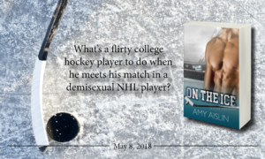 NEW RELEASE: On the Ice by Amy Aislin