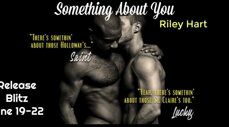 NEW RELEASE REVIEW: Something About You by Riley Hart