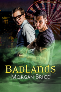 Buy Badlands by Morgan Brice on Amazon