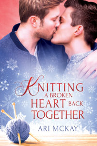 Buy Knitting a Broken Heart Back Together by Ari McKay on Amazon