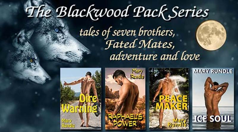 SERIES TOUR: Blackwood Pack by Mary Rundle