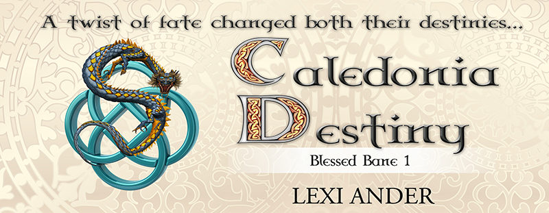 BLOG TOUR: Caledonia Destiny by Lexi Ander