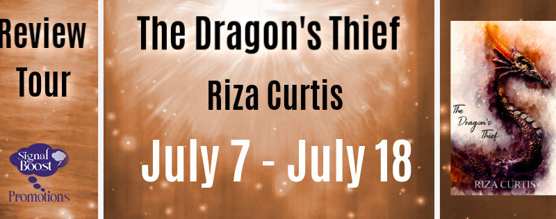 NEW RELEASE REVIEW: The Dragon's Thief by Riza Curtis
