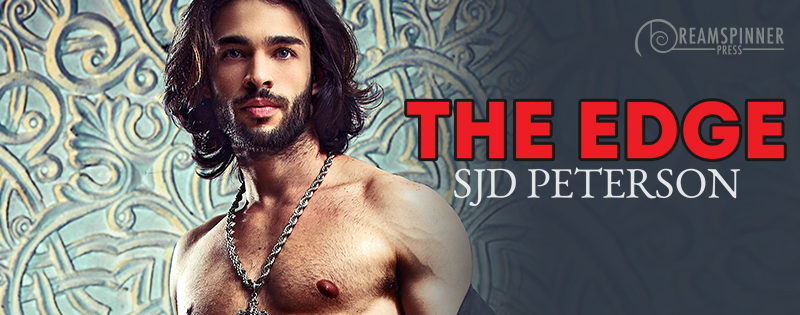 RELEASE DAY REVIEW: The Edge by SJD Peterson