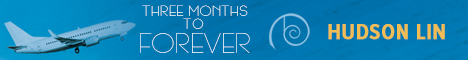 Buy Three Months to Forever by Hudson Lin on Amazon International
