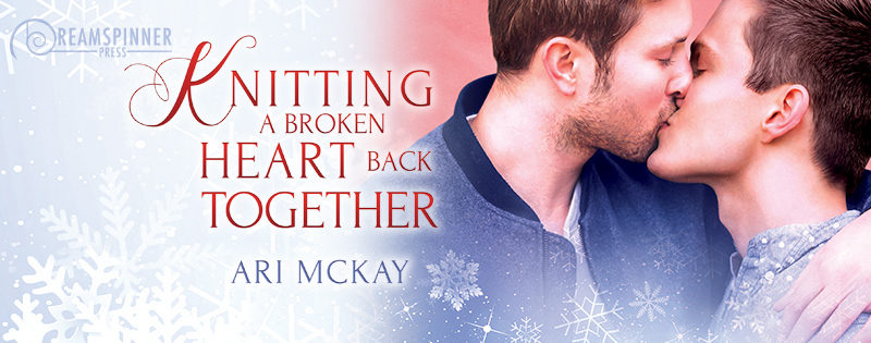 NEW RELEASE REVIEW: Knitting a Broken Heart Back Together by Ari McKay