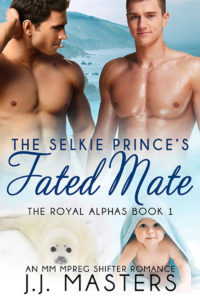 Get The Selkie Prince's Fated Mate by J.J. Masters on Amazon & Kindle Unlimited