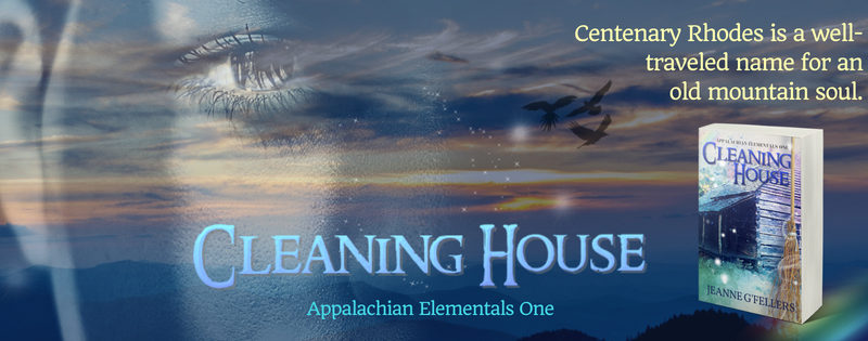 BLOG TOUR: Cleaning House by Jeanne G'Fellers