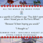 CHARITY ANTHOLOGY: Summer Fair by Harley Easton, Annabeth Leong, Gregory L. Norris, R.L. Merrill, CM Peters, Marie Piper, Sienna Saint-Cyr, Arden de Winter