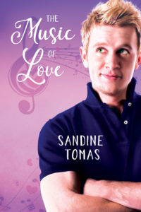 Buy The Music of Love by Sandine Tomas on Amazon Universal