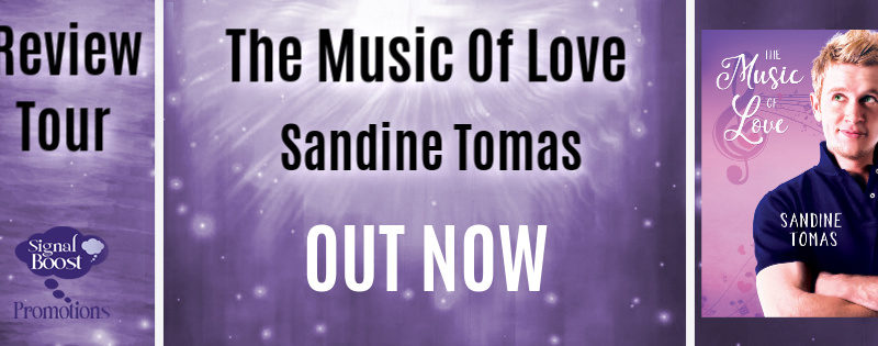 NEW RELEASE REVIEW: The Music of Love by Sandine Tomas