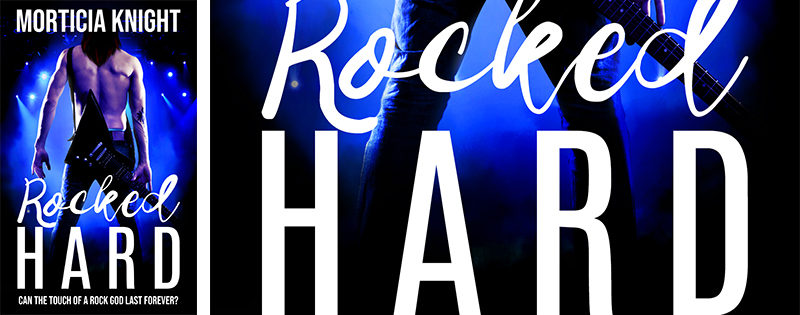 NEW RELEASE REVIEW: Rocked Hard by Morticia Knight