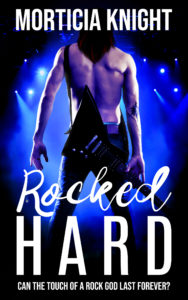 Buy Rocked Hard by Morticia Knight on Amazon Universal