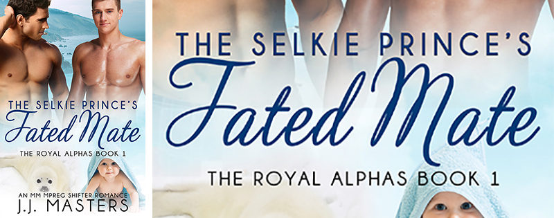 NEW RELEASE REVIEW: The Selkie Prince's Fated Mate by J.J. Masters