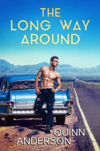 Buy The Long Way Around by Quinn Anderson on Amazon Universal