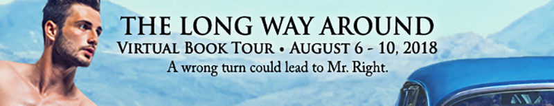 NEW RELEASE REVIEW: The Long Way Around by Quinn Anderson
