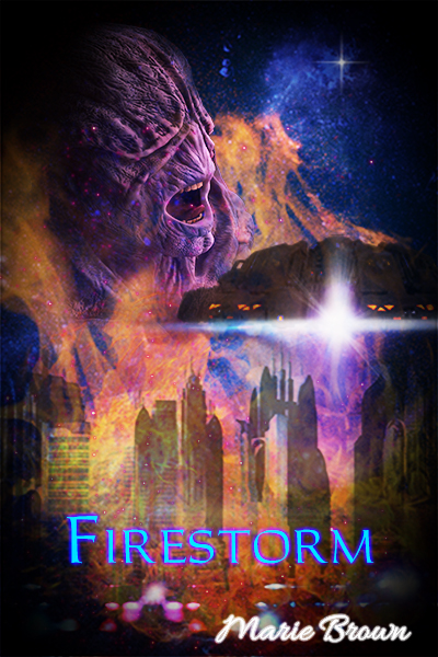 Buy Firestorm by Marie Brown on Amazon Universal