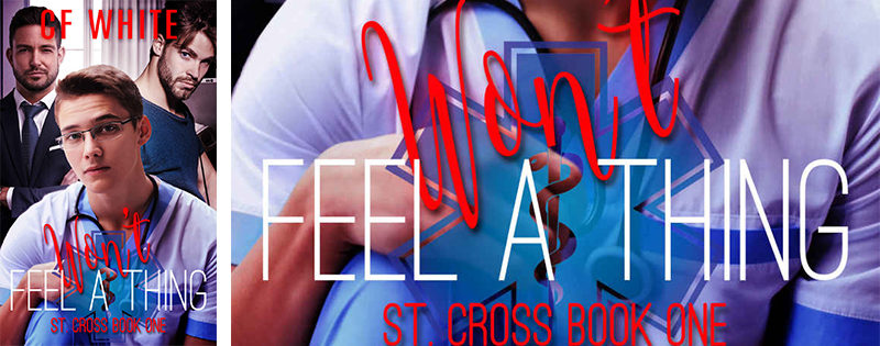 NEW RELEASE REVIEW: Won't Feel A Thing by C.F. White