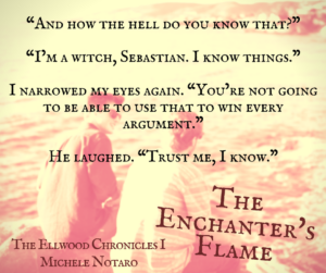 The Enchanter's Flame by Michele Notaro
