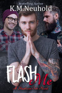 Get Flash Me by K.M. Neuhold on Amazon & Kindle Unlimited