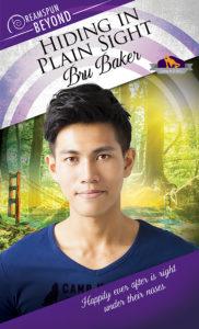 Buy Hiding in Plain Sight by Bru Baker on Amazon Universal