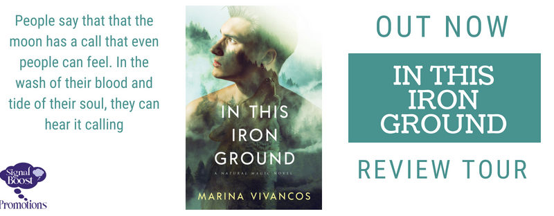 BLOG TOUR: In this Iron Ground