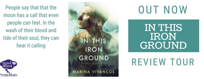 BLOG TOUR: In this Iron Ground