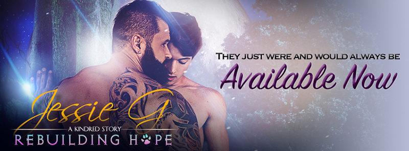 NEW RELEASE: Rebuilding Hope by Jessie G