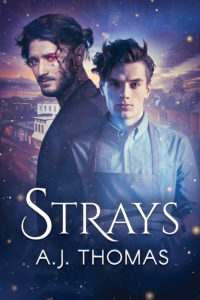 Buy Strays by A.J. Thomas on Amazon
