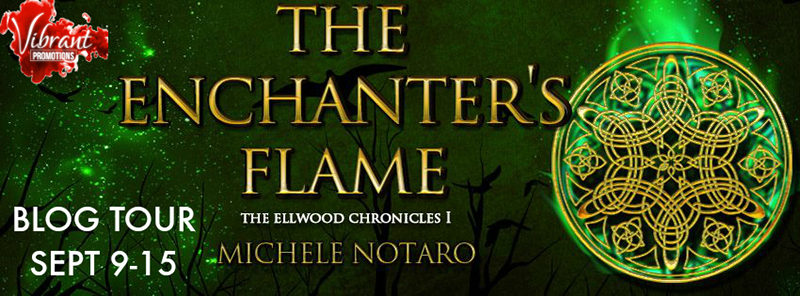 MENAGE-A-REVIEW: The Enchanter's Flame by Michele Notaro