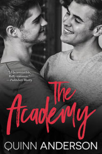 Buy The Academy by Quinn Anderson on Amazon Universal