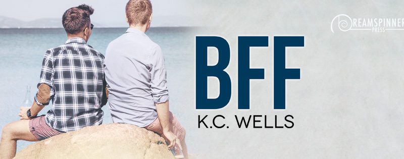 AUDIOBOOK: BFF by K.C. Wells