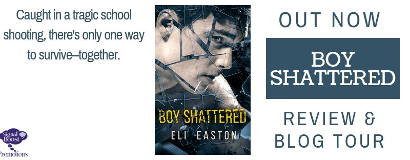 DUELING REVIEWS: Boy Shattered by Eli Easton